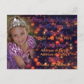 4 Year Old Princess Birthday