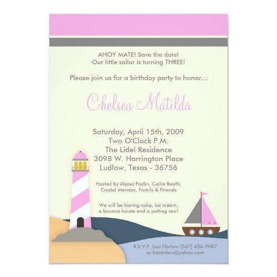 ahoy mate sail boat birthday party invitations candied clouds