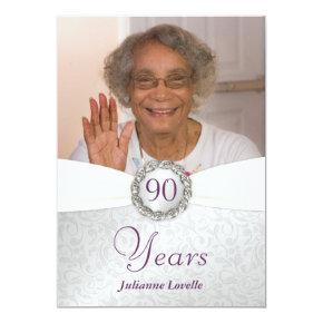 90th Birthday Photo  -Private for Ellie