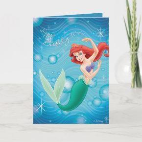 Ariel Birthday  Disney