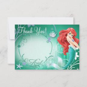 Ariel Thank You Invitations