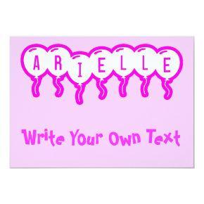Arielle Card