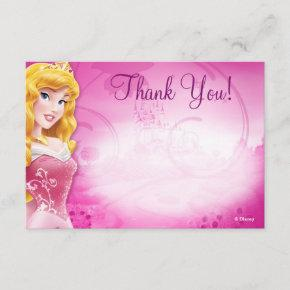 Aurora Thank You Invitations