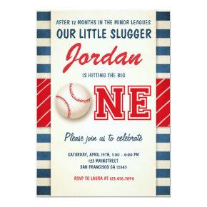 Baseball birthday Invitations Birthday Party boys