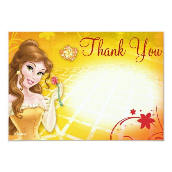 Belle Thank You