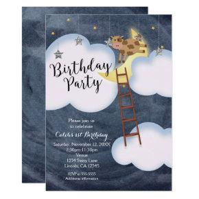 Birthday Party Storybook Nursery Rhyme