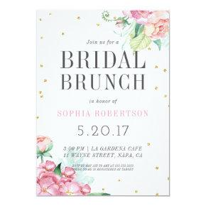 Bridal Brunch Party Invitations