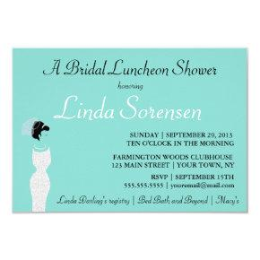 BRIDE & CO Personalize Bridal Shower Invitation