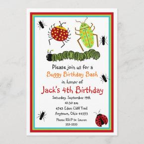 Bugs Birthday