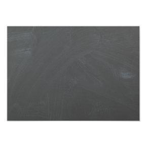 Chalkboard background invitation- Customize Card