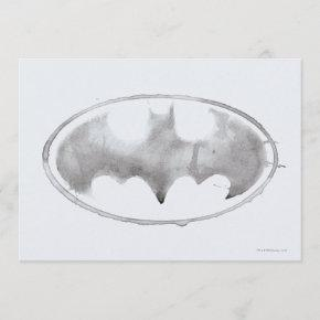 Coffee Bat Symbol - Gray