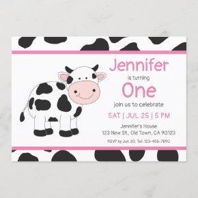 Cowgirl Baby Girl Birthday