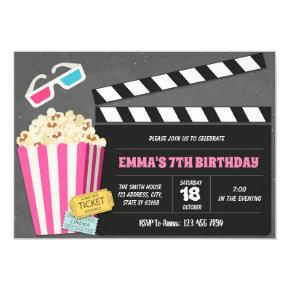 movie birthday invitations page 7 candied clouds