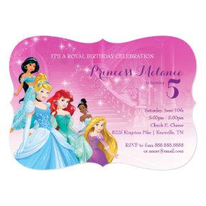 Disney Princess | Birthday Card