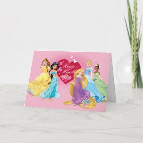Disney Princess Valentine Holiday