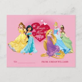 Disney Princess Valentine Holiday Post