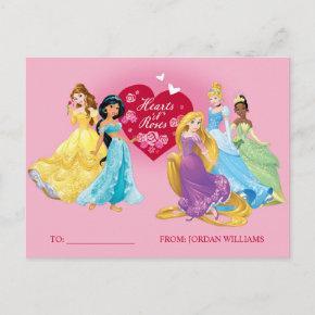Disney Princess Valentine Holiday Post