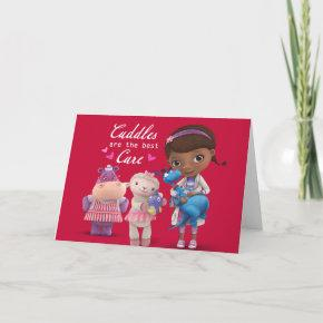 Doc McStuffins Valentine Holiday