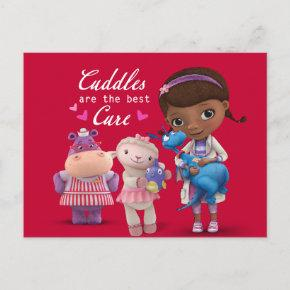 Doc McStuffins Valentine Holiday Post