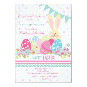 Easter Joy Invitation