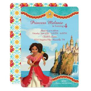 Elena of Avalor | Birthday Invitations