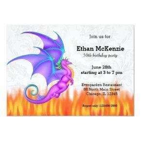 Fantasy friends Invitations