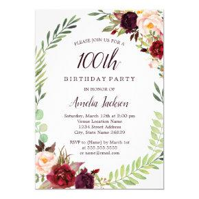 100th birthday invitations page 11 candied clouds