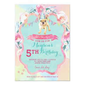 Girl's Puppy Dog Birthday Party