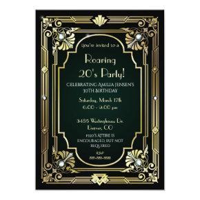 Great 30th Birthday Invitation