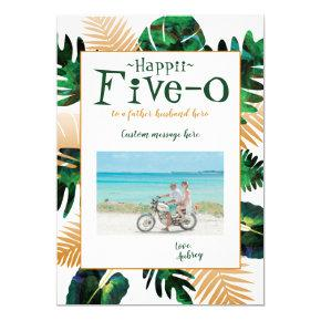 Hawaii Five-0 50th Birthday  for Husband