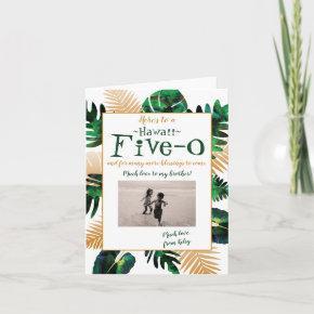 Hawaii Five-0 Birthday