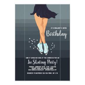 Ice Skating Gala Invitation