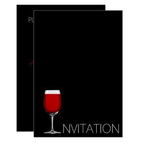 Invitation Dinner Corporate Celebration