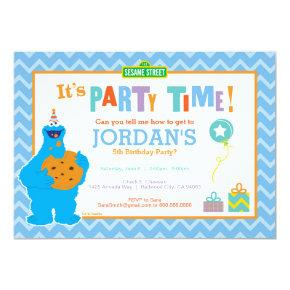 It's a Cookie Party Invitation