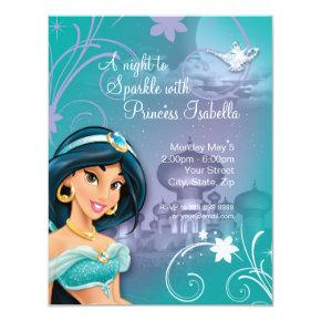 Jasmine Birthday Invitations