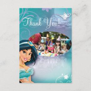 Jasmine Birthday Thank You Invitations