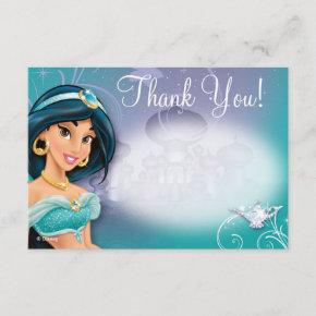Jasmine Thank You Invitations