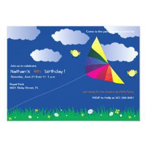 Kite Flying -Kids birthday  -4