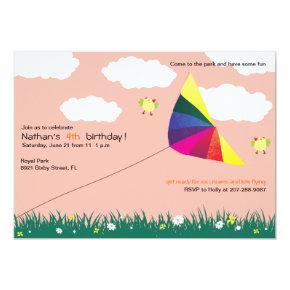 Kite Flying -Kids birthday  -5