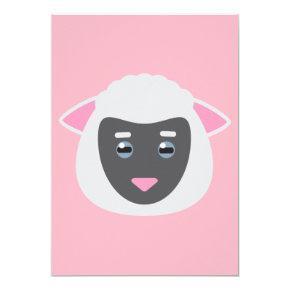 Lamb Invitation