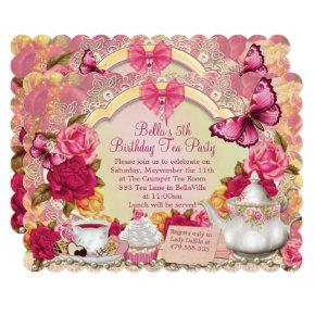 Lovely Tea Party