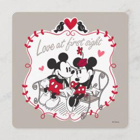 Mickey and Minnie - Love at First Sight