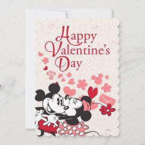 Mickey and Minnie Valentine Holiday