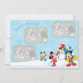 Mickey & Friends Snow: Season's Greetings