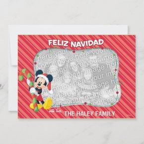Mickey Mouse: Feliz Navidad