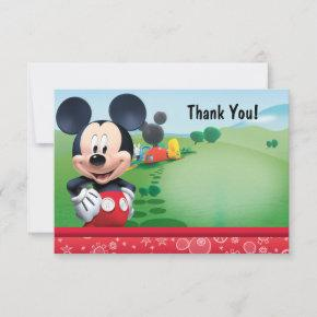 Mickey Thank You