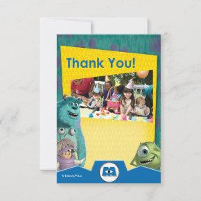 Monsters Inc. Birthday Thank You