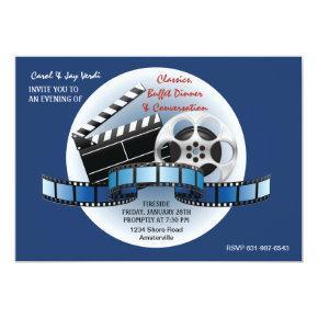 Movie Classics Invitations