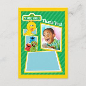 Personalized Sesame Street Pals Birthday