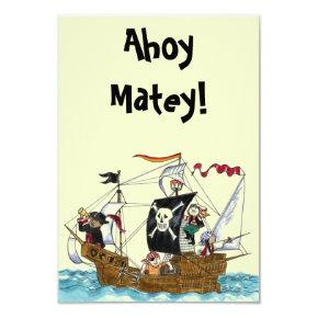 Pirate Party  Ahoy